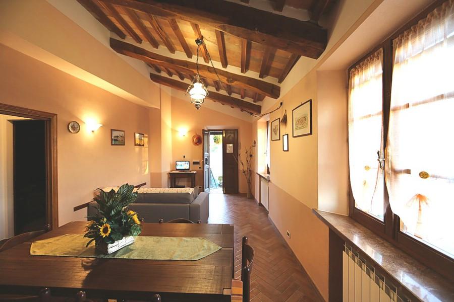 Appartamenti agriturismo bagnaia san quirico d 39 orcia siena for Appartamenti siena